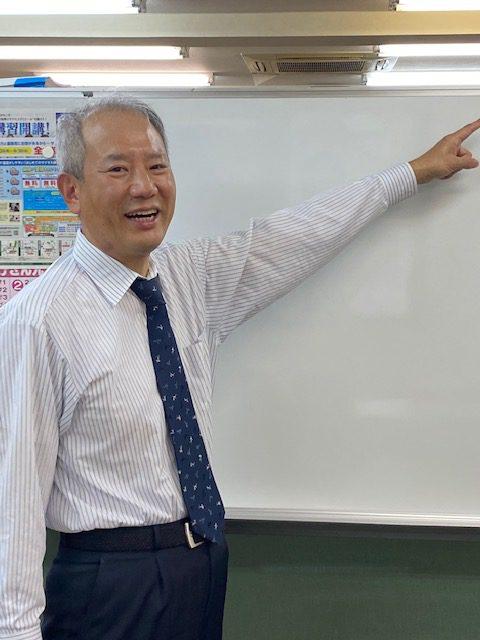 西神の倉教室 教室長 戸松裕貴