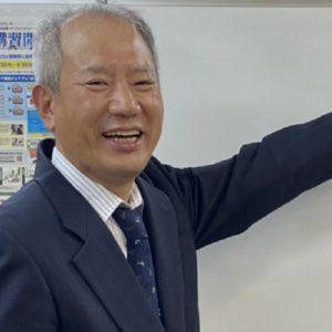 川名教室 教室長 戸松裕貴